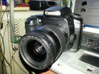 Фотоаппарат Canon eos 20d c объективом 20-80