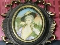 Картина портрет маленькая
