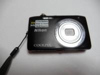 Nikon S2600 black