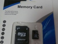 Карта памяти micro SD 32 GB