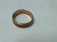 Обр. кольцо Золото 585 (14K) вес 2.70 гр.