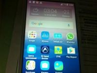 Мобильный телефон alcatel one touch pixi 5019d