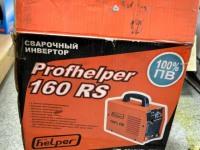 Сварочный аппарат Helper 160 RS