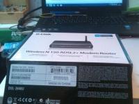 Маршрутизатор ADSL2+ D-Link DSL-2640U