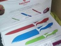 Набор кухонных ножей, 3 предмета
