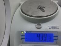 Крест Серебро 925 вес 4.39 гр.