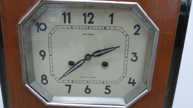 Часы с боем СССР