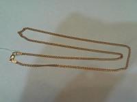 Цепь 55см 050101 Золото 585 (14K) вес 3.85 гр.