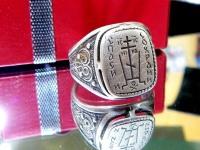 Перстень серебро 925* 6,7г