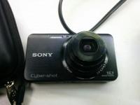 Цифровой фотоаппарат sony w630