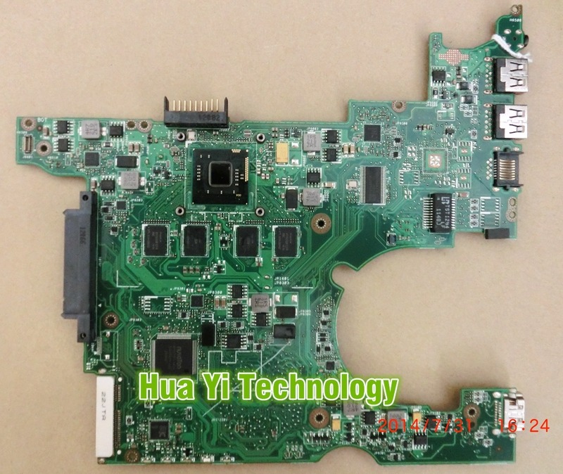 Материнская плата ноутбук Asus EEE PC 1225C
