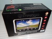 *Регистратор/навигатор prestigio geovision 5800bthddvr