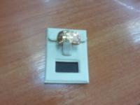Кольцо Золото 585 (14K) вес 4.47 г