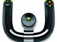Беспроводной руль Xbox 360