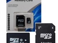 Флешка 64 GB Micro SD