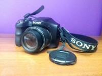 Цифровой фотоаппарат Sony Cyber-shot DSC-H100