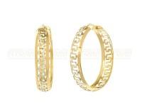 Серьги 20558 Золото 585 (14K) вес 2.45 г