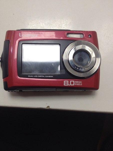 Фотоаппарат Laser TDC8T4
