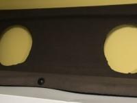 Полка акустическая для Lada Kalina универсал(гол)