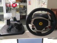 Игровой руль с педалями Thrustmaster Ferrari F430