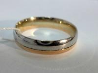Кольцо 2Н 6383 Золото 585 (14K) вес 5.16 гр.