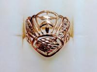 Кольцо  Золото 585 (14K) вес 2.16 гр.
