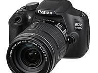 Фотоаппарат Canon EOS 1200D Kit 18-135mm