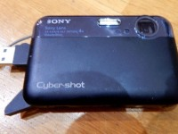 Фотоаппарат Sony DSC-J10 без комплекта