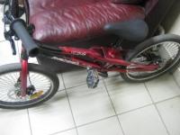 Велосипед racer la