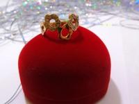 Кольцо и 109 Золото 585 (14K) вес 2.80 гр.