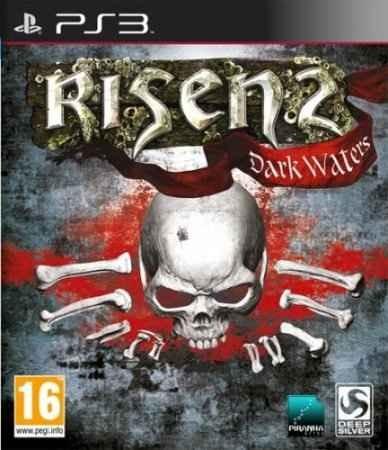Диск PS3 Risen 2: Dark Waters