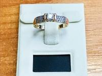 Кольцо Золото 585 (14K) вес 2.19 г
