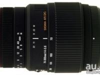 Объектив Sigma AF 70-300mm f/4-5.6 DG MACRO