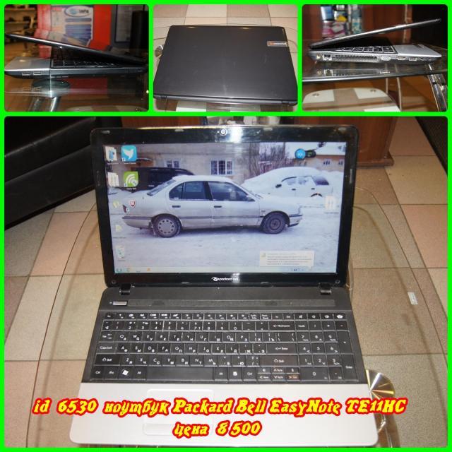Ноутбук Ноутбук Packard Bell EasyNote TE11HC