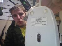 Мышь cbr usb