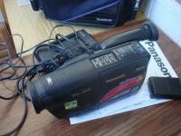Видеокамера panasonic nv-rx11en/eu