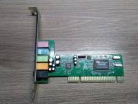 Внутренняя звуковая карта C-Media 8738 (LX/MX) / VIA Tremor 81585
