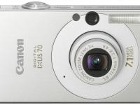 Ф/аппарат Canon Ixus 70
