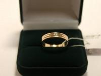 Кольцо 3Н2033 Золото 585 (14K) вес 2.24 гр.