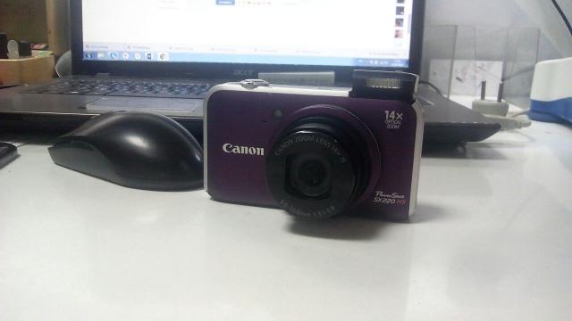 Фотоаппарат canon pc1620