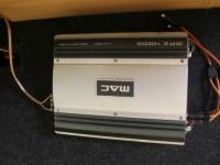 Усилитель Mac Audio MPX 4000