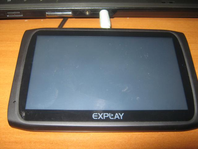 Explay GPS CLS5