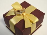 Кольцо с камнями Золото 585 (14K) вес 2.33 г