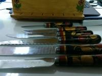 *Набор ножей