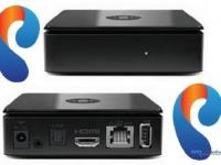 Приставка Промсвязь IPTV HD Mini для Ростелеком