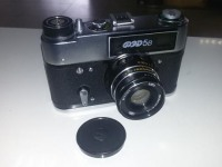 Фотоаппарат ФЭД-5В
