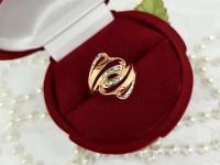 Кольцо Золото 585 (14K) вес 2.78 г