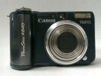 Фотоаппарат Canon A640