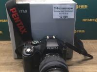 Зеркальный фотоаппарат Pentax dal 18-55mm f3.5-5.6 al