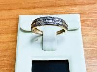 Кольцо Золото 585 (14K) вес 2.60 г